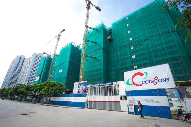 Lưới bao che công trình ở Vinh Nghệ An
